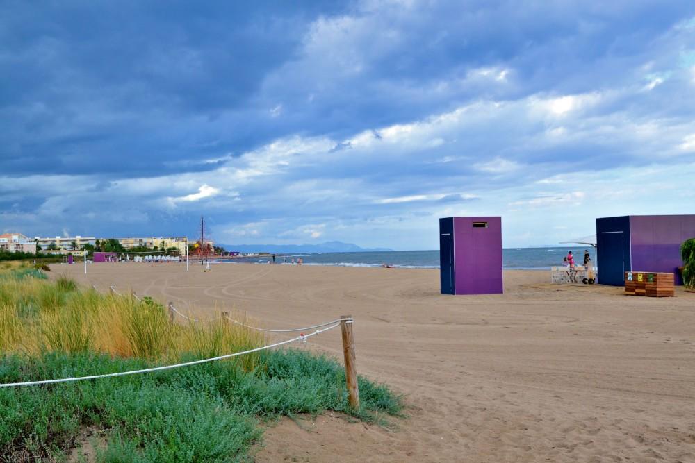 Пляж Punta del Raset (фото: VICENÇ MORENO SANCHO)