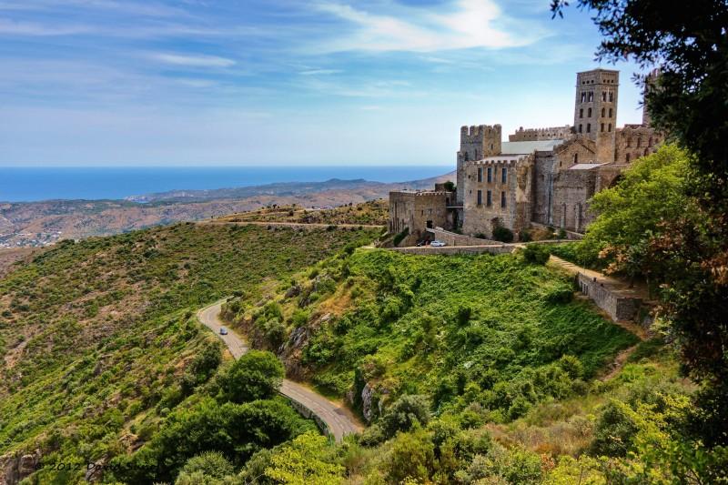 Бенедиктинский монастырь Сан-Педро-де-Рода