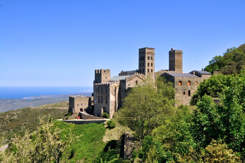 Монастырь на горе Вердера