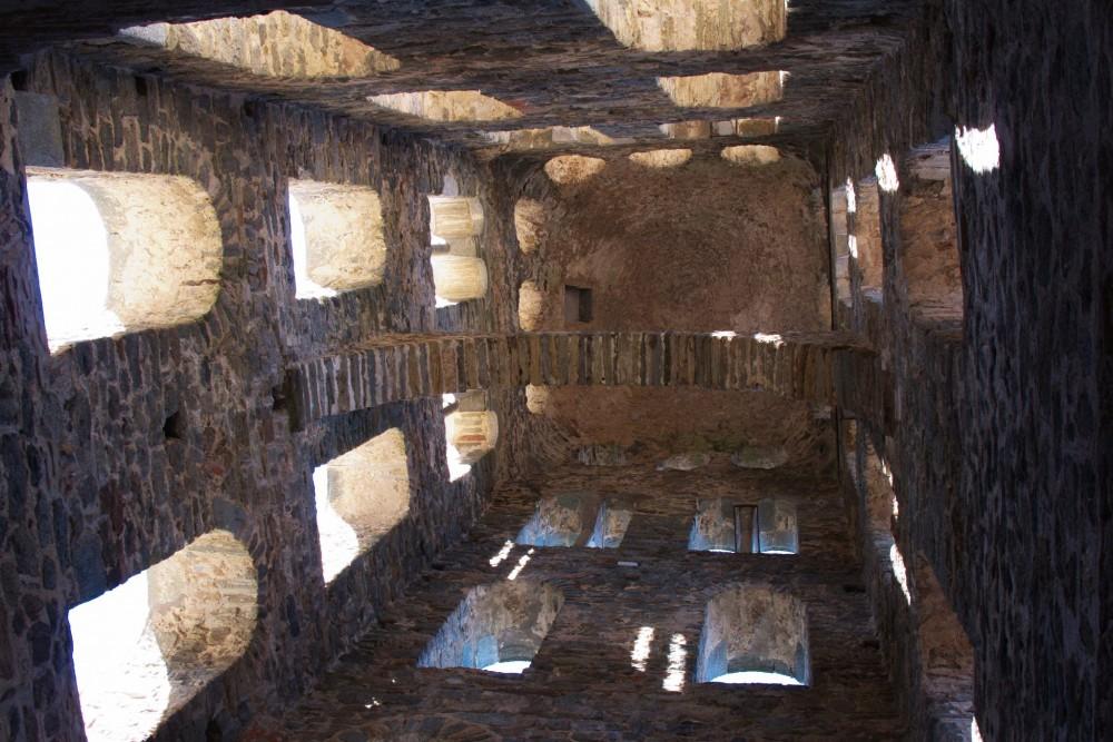 Внутри колокольни (фото: G Bulder)