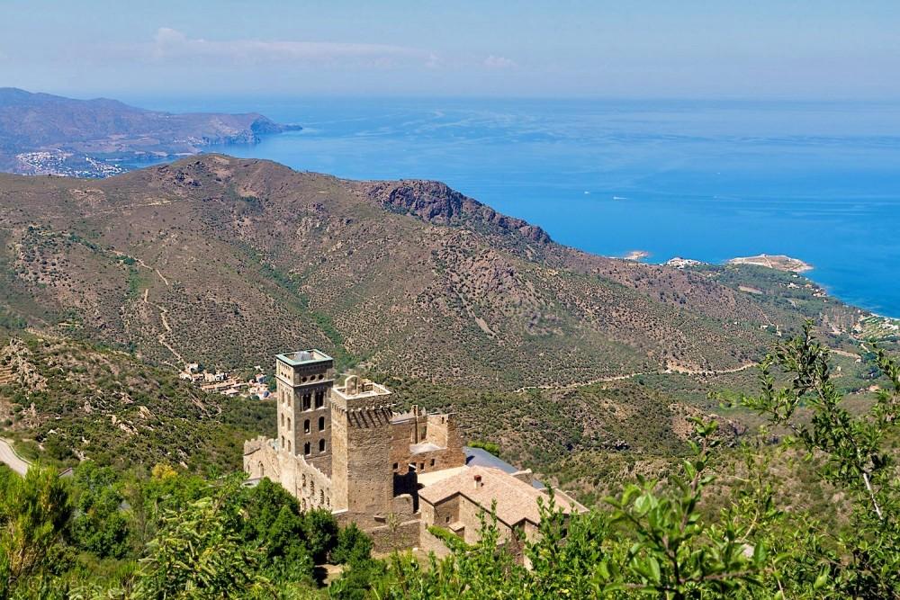 Обзор с Castillo de Verdera (фото: Olivier Courtois)