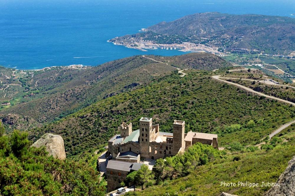 Вид с замка в сторону Порт-де-ла-Сельва (фото: Jubeau Philippe)