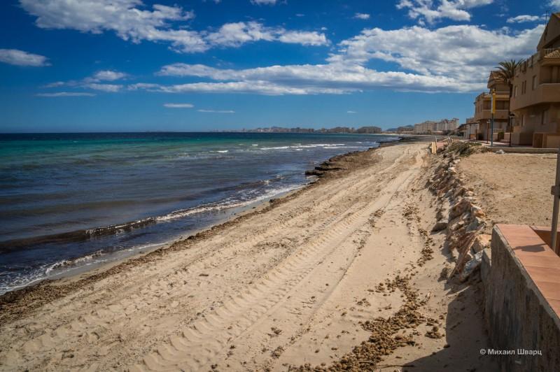 В конце города пляжи похуже