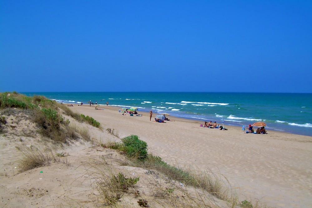 Пляж Марени де Сант Льоренс (фото: jurodriguez)