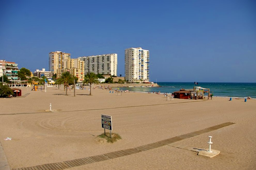 Пляж Лос Оливос (фото: Juan Carlos Morales)