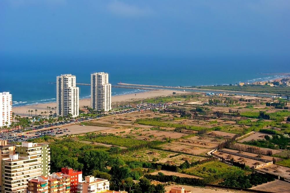 Пляж Эскольера (фото: Fito-MAD)