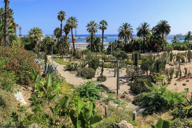 Сады Коста Льобера, Барселона