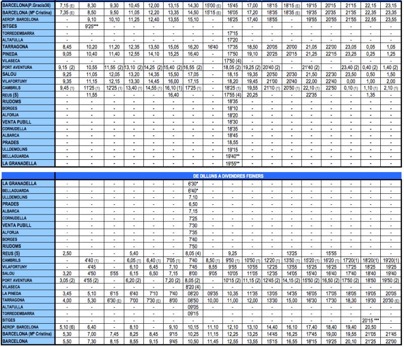 Расписание автобусов Plana с 01 мая по 1 ноября
