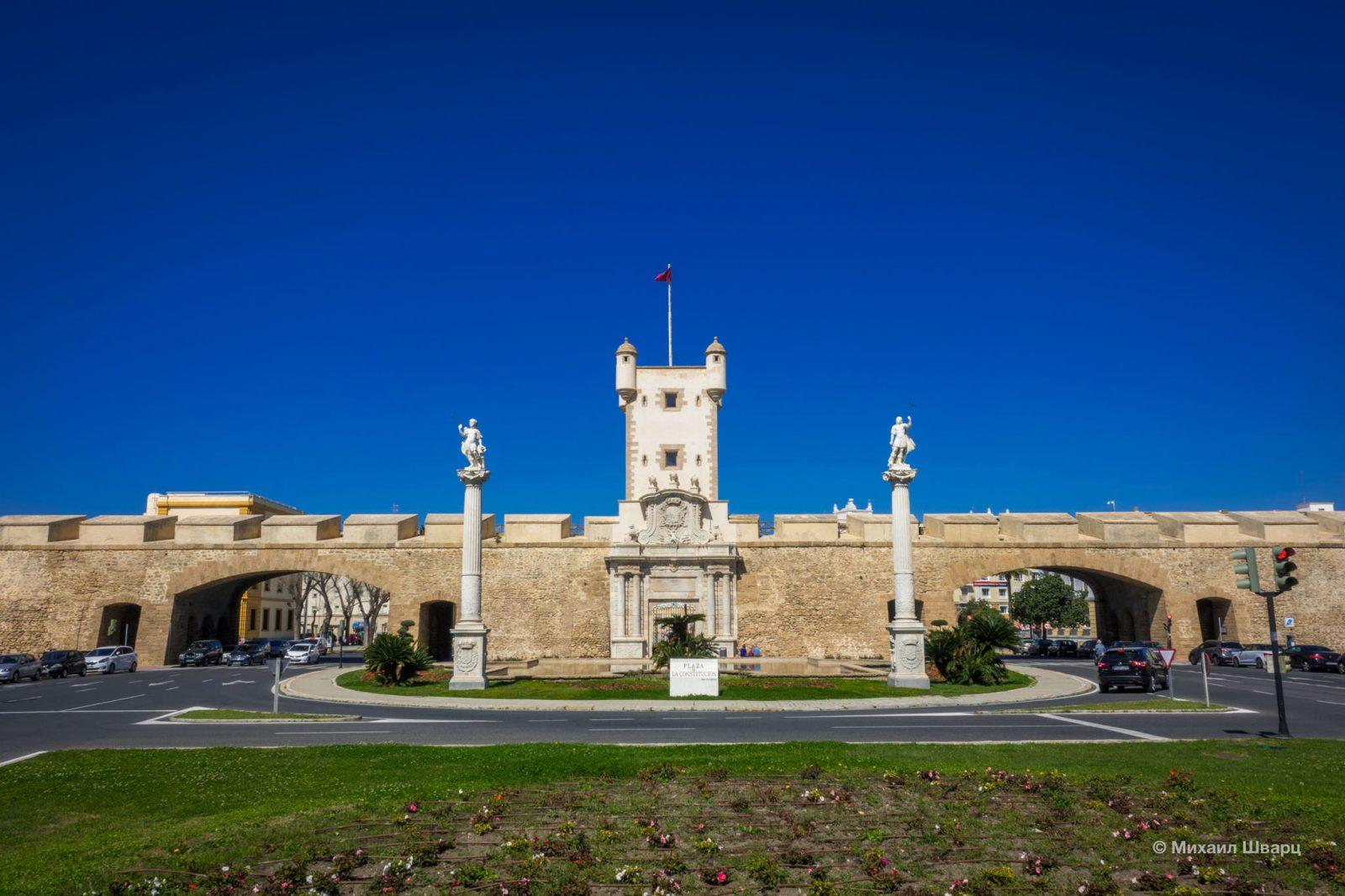 Ворота Земли (Puerta de Tierra)