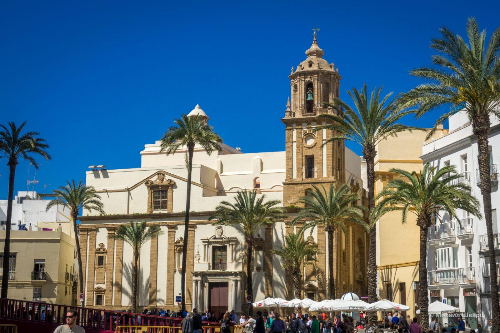 Церковь Сантьяго Апостола