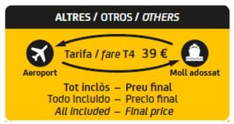 Фиксированная цена на такси