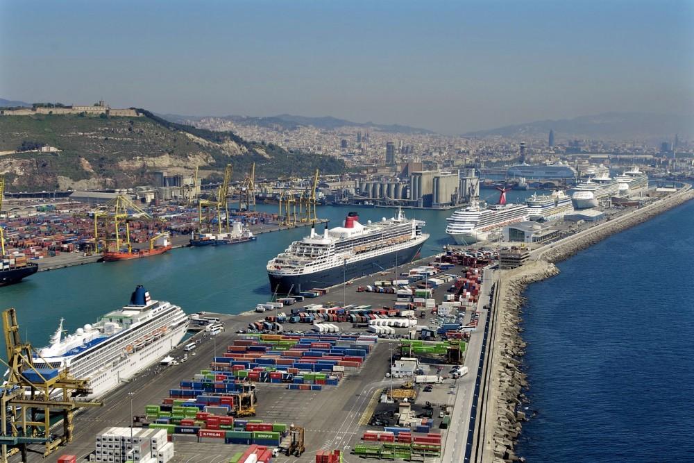 Терминалы A, B, C, D (фото: todocruceros)
