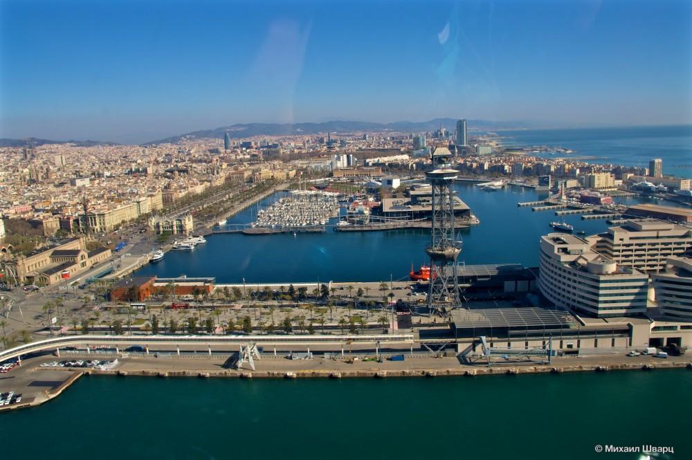 Старый порт (Port Vell)