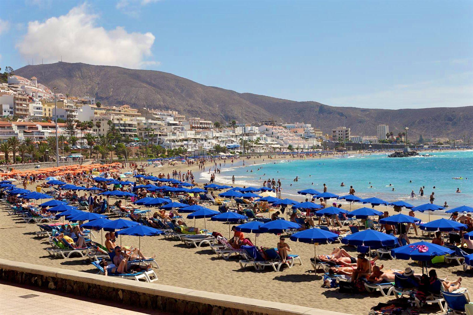 пляж лас америкас тенерифе фото передаются через пищу