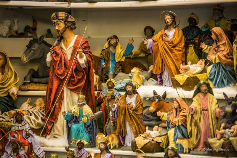 Волхвы, Иисусы большие и маленкие