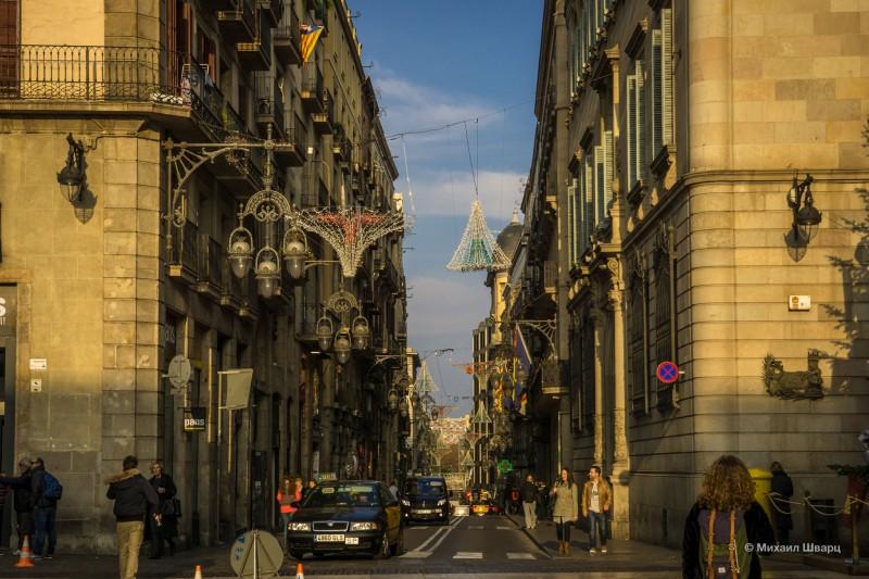 Украшения на улицах