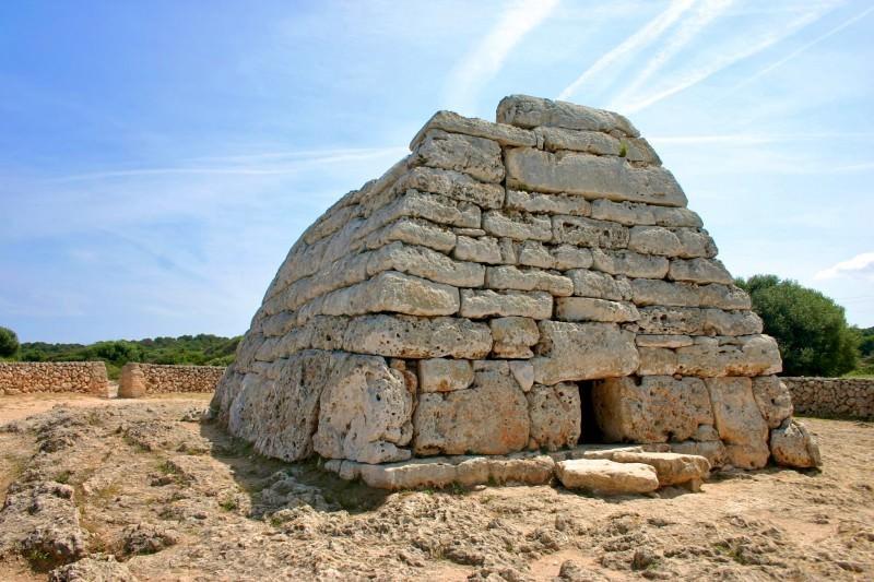 Гробница Навета-дес-Тудонс, Менорка