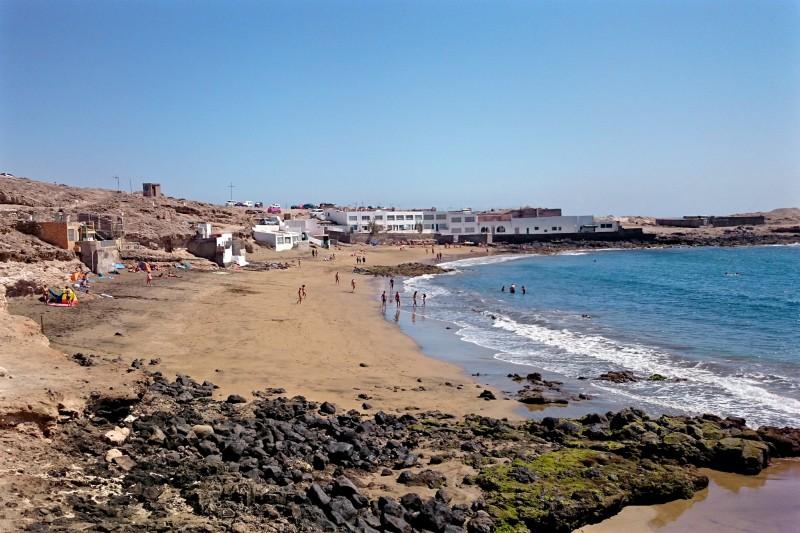 Пляж Эль Каброн