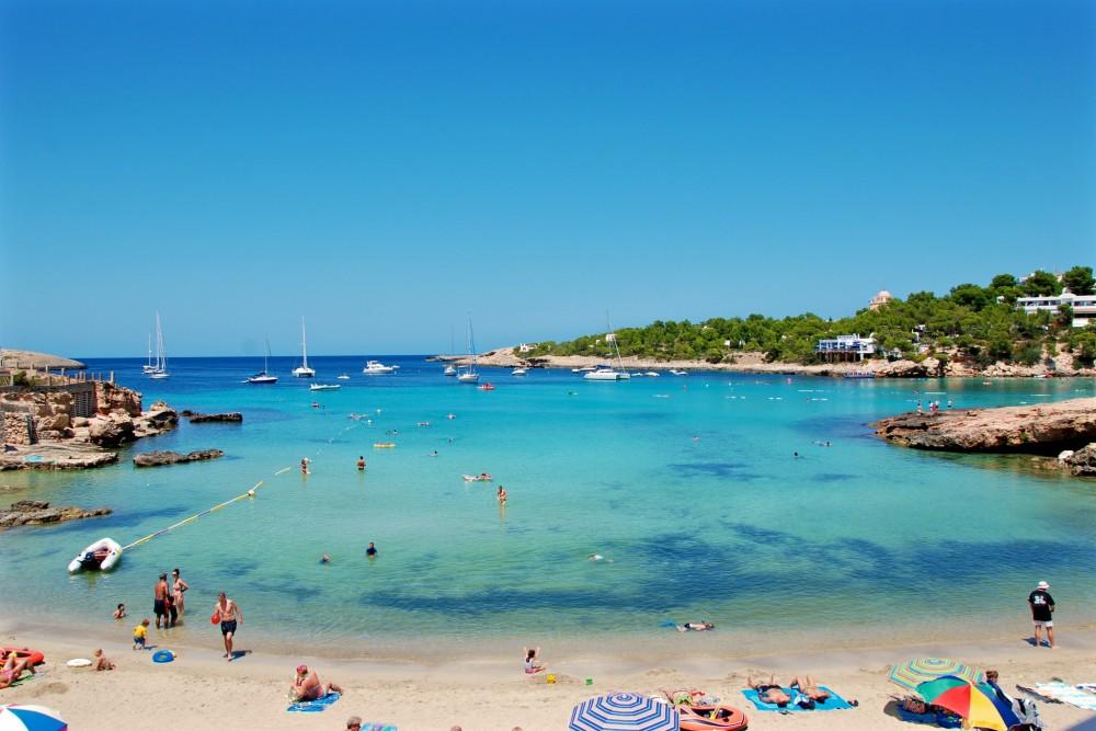 Пляж Portinatx (фото: Luismi)