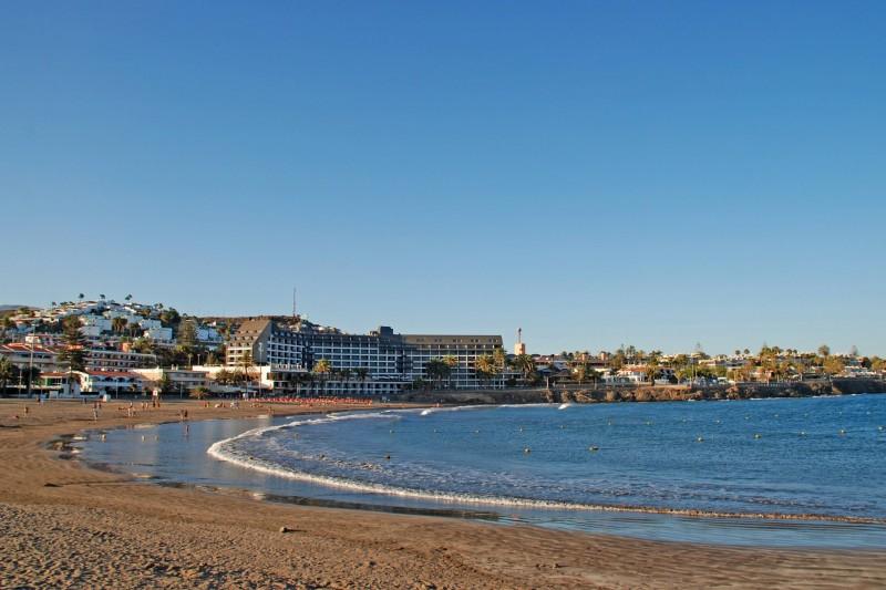 Пляж Лас Буррас