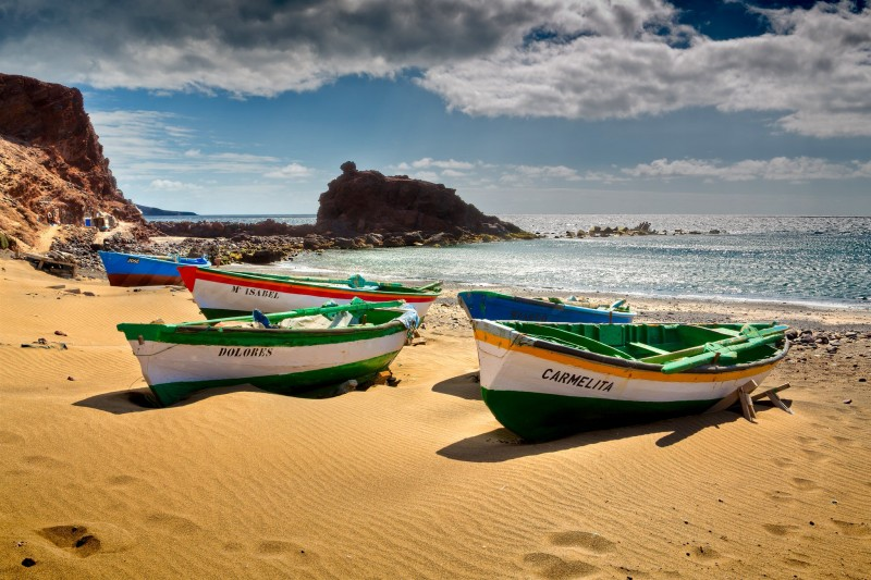 Пляж Бурьеро