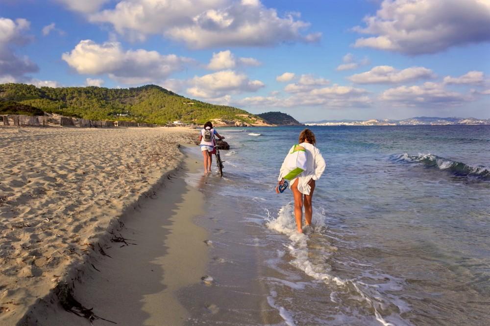 Пляж Ес Кавальет (фото: Lorenzo Giunchi)