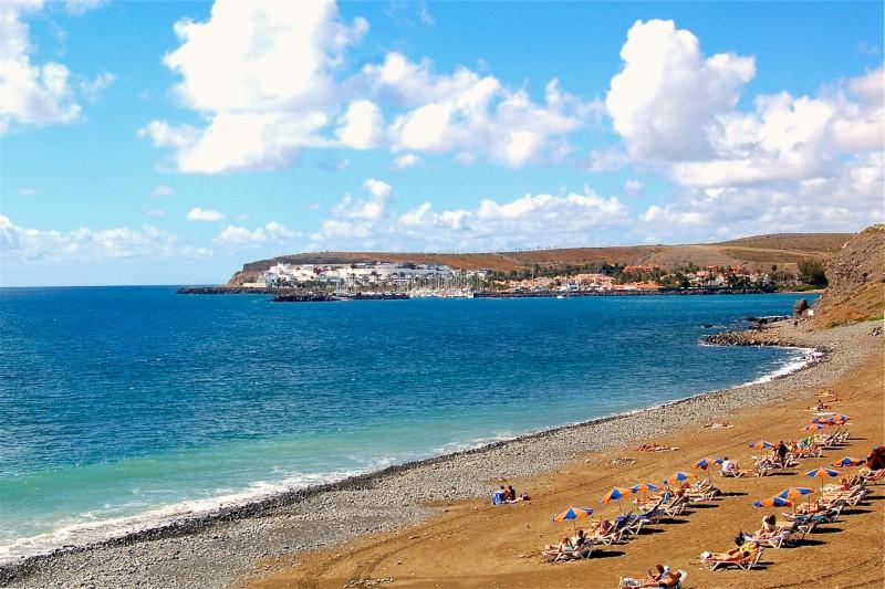 Пляж Мелонерас