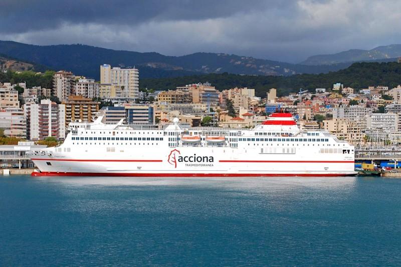 Порт Пальма-де-Майорка
