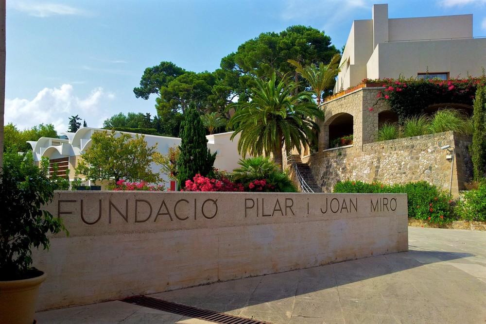 Фонд Пилар и Жоана Миро (фото: Federico Garrote)
