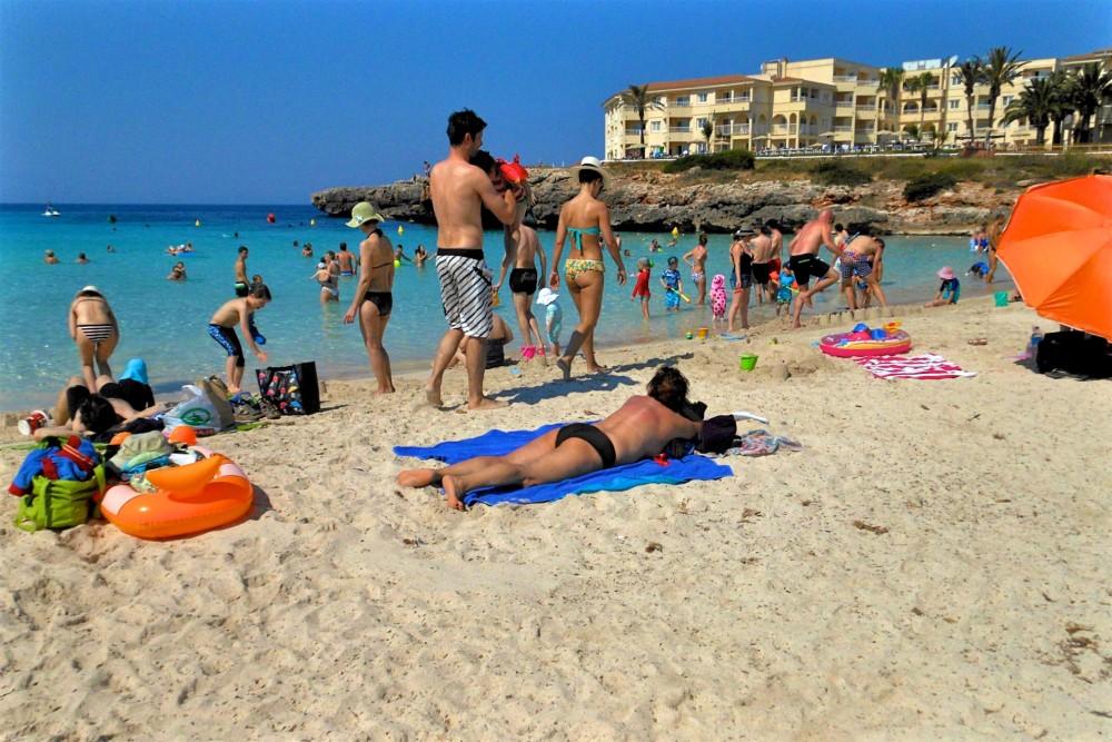 Пляж Эн Босх (фото: sergio barbieri)
