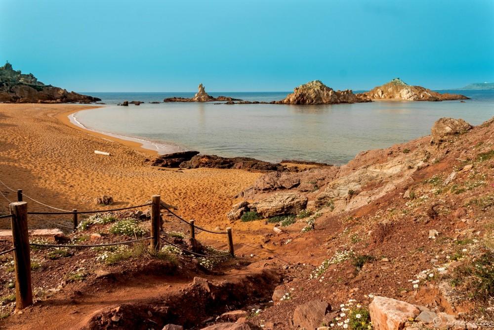 Пляж Кала Прегонда (фото: indien fleur)