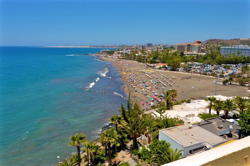 Пляж Сан Агустин