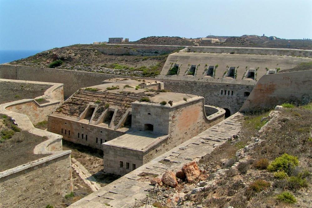 Крепость Ла Мола (фото: Maria J. Ramiro)