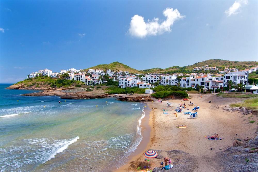 Пляж Кала Тиран (фото: Borja Gómez)