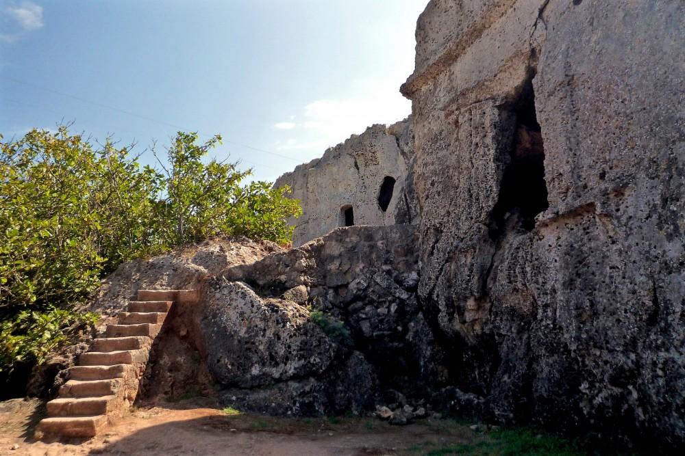 Пещеры Кала Морелл (фото: jose luis gil)