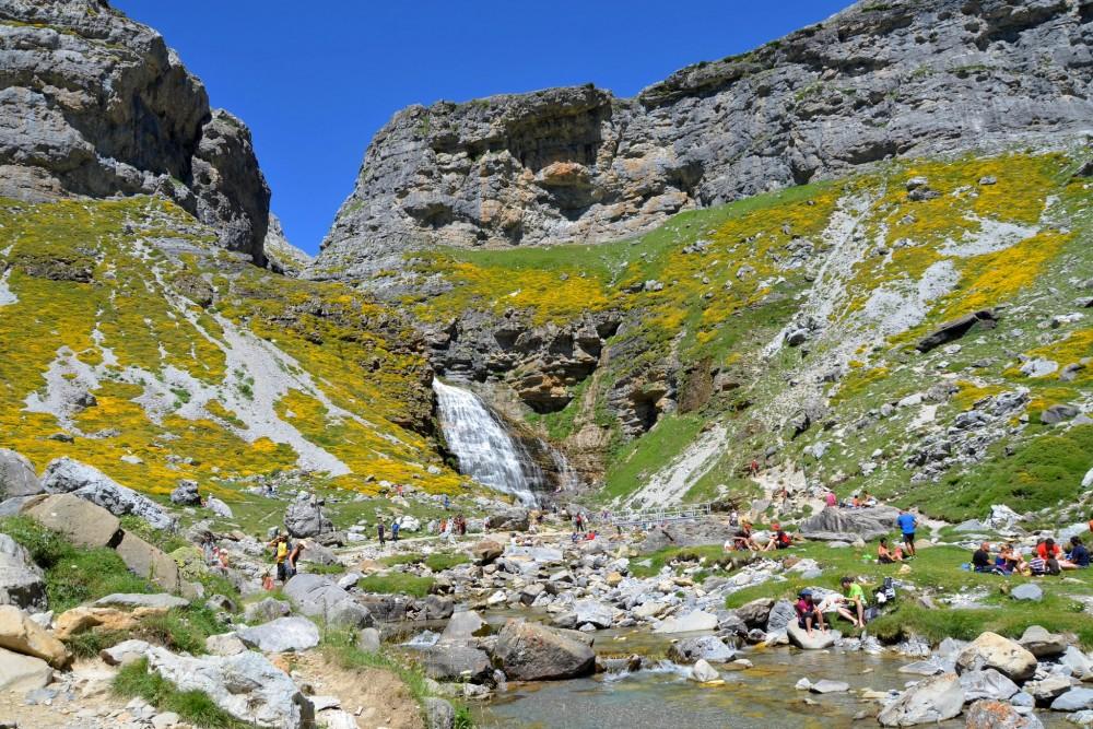 Водопад «Лошадиный хвост» (Cola de Caballo) (фото: Eduardo Arostegui)