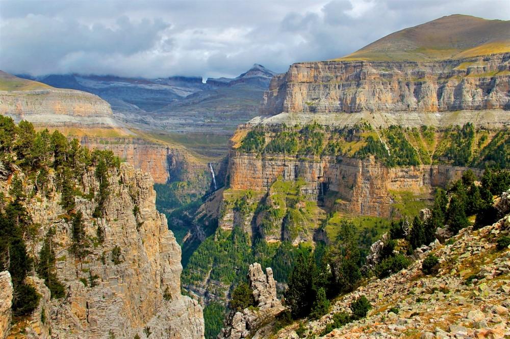 Водопад Cotatuero (фото: Susana Maldonado)