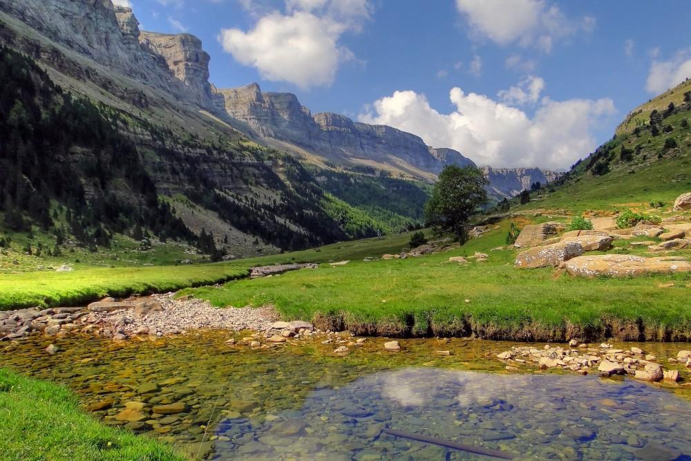 Долина Ordesa (фото: Clickor)