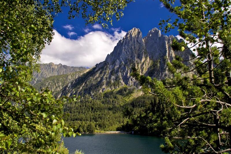 Los Encantados – гора с двумя пиками