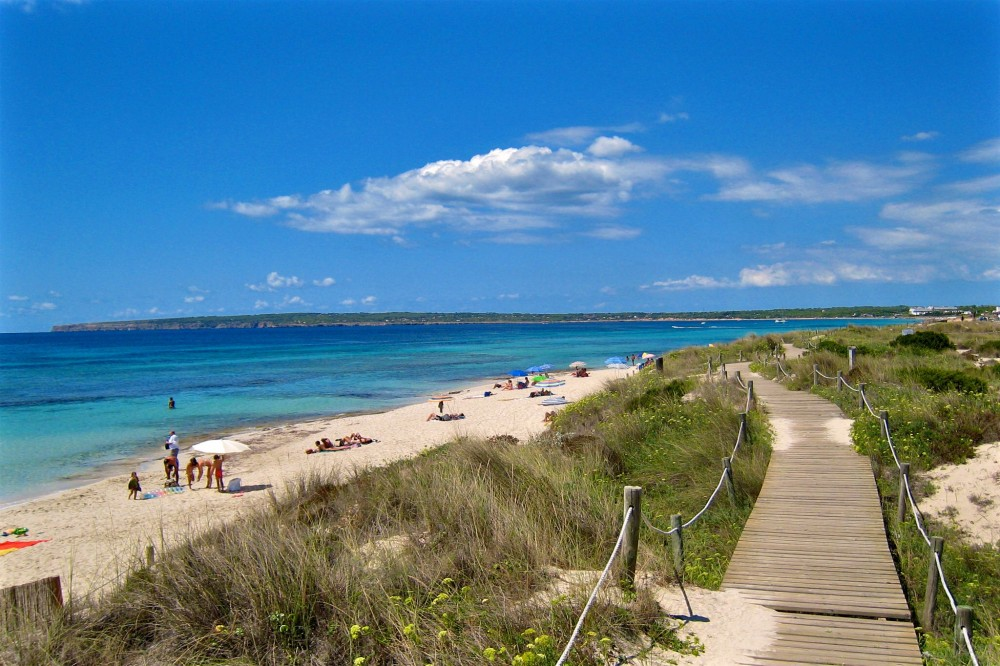 Пляж Мигхорн (фото: ESAGERAZIONE)