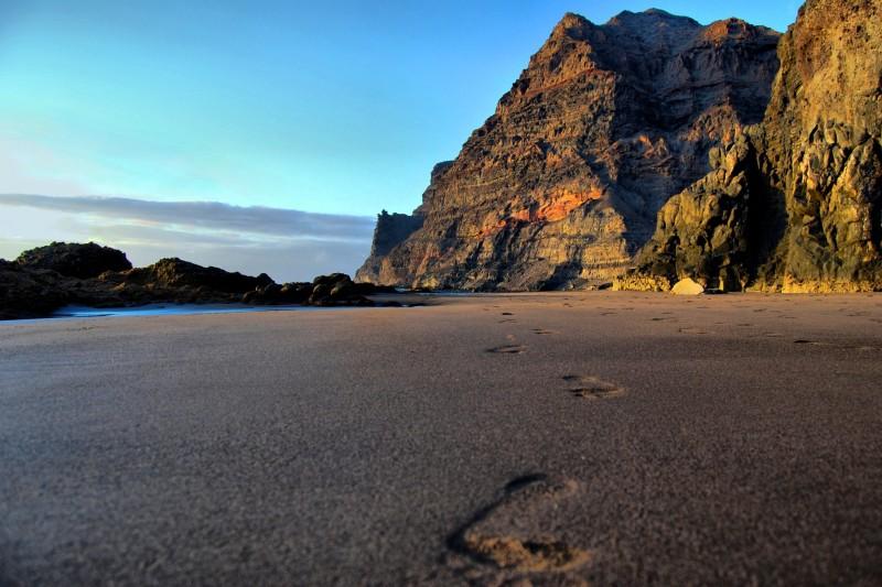 Дикий пляж Гуи-Гуи на который крайне редко ступает нога человека
