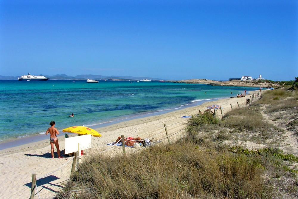 Пляж Боррас (фото: roberto filippi)