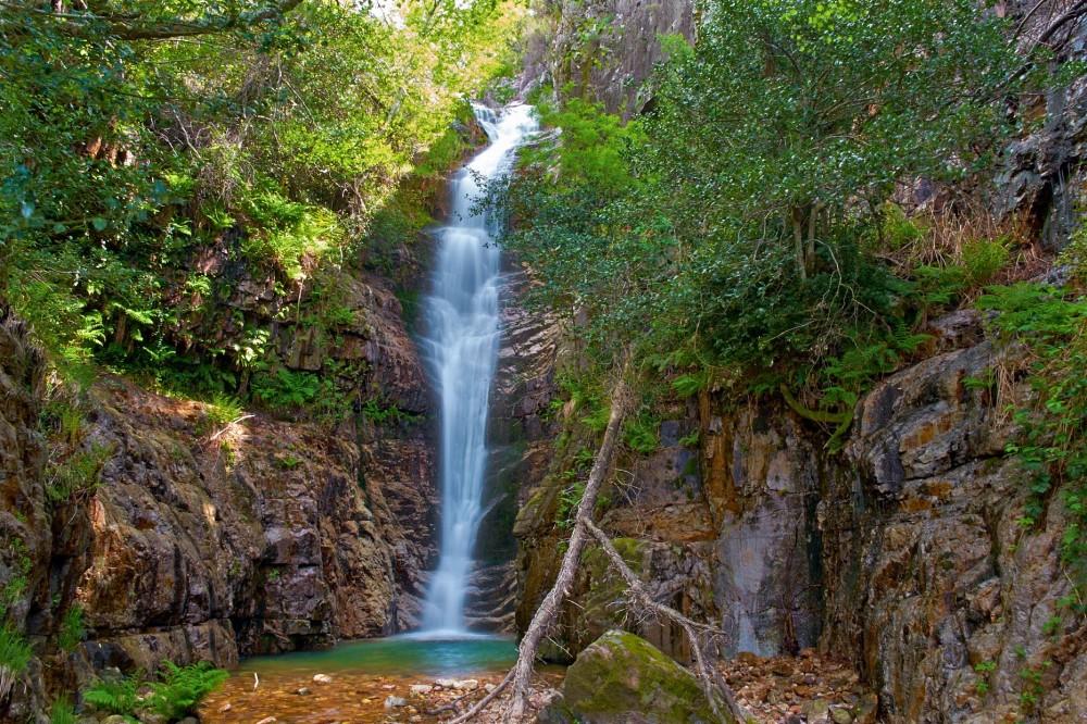 Водопад дель Чорро (фото: J. Aguiló)