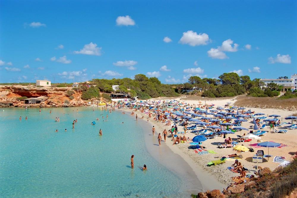Пляж Кала Саона (фото: ilcustode78)