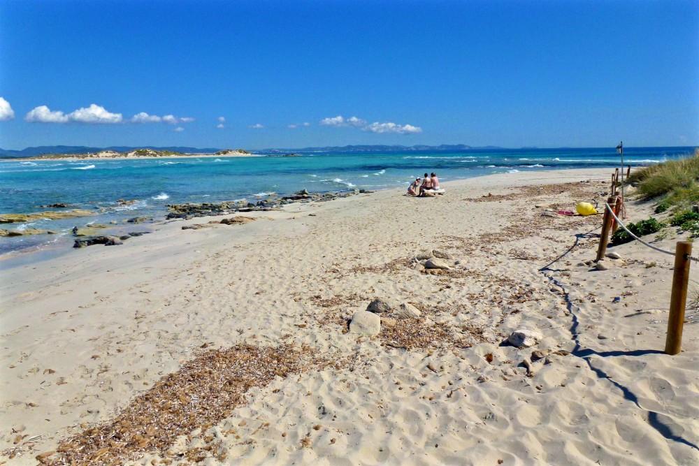 Пляж Пунта дес Борронар (фото: txema-122)