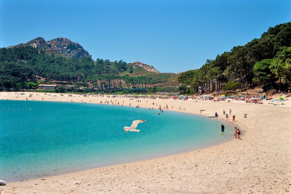 Пляж Родас (фото: Pablo Rodríguez)