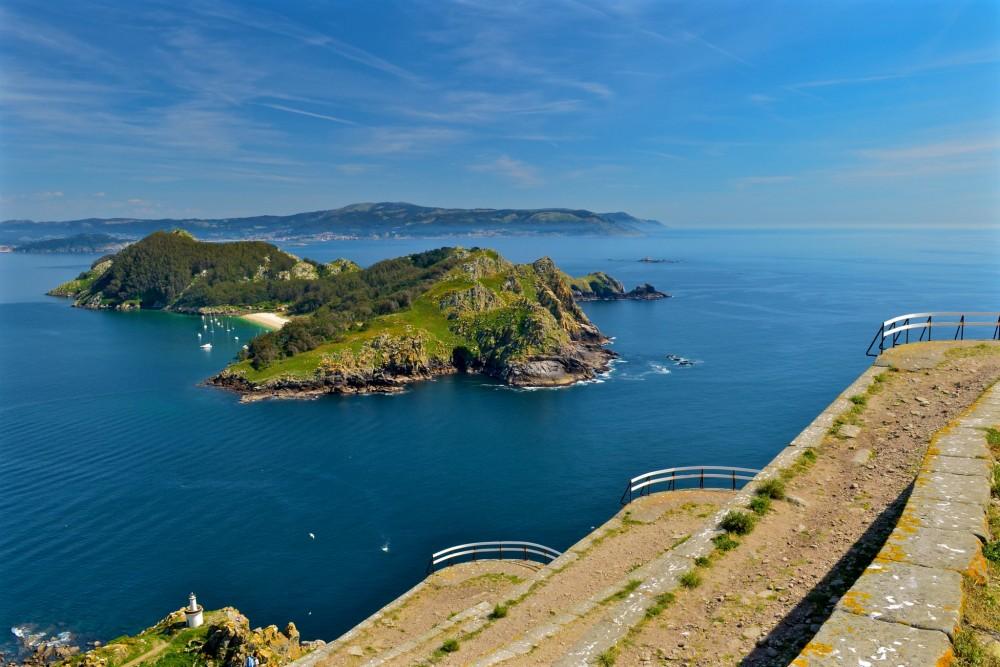 Атлантический остров в регионе Галисия (фото: Sergiu_TM)