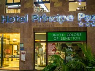 Hotel Principe Paz на Тенерифе