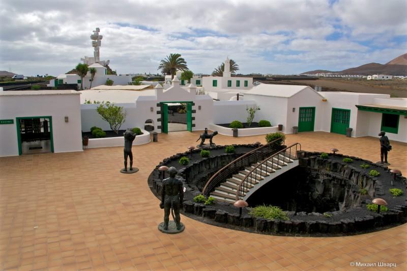 Музей, созданный в традициях Лансароте