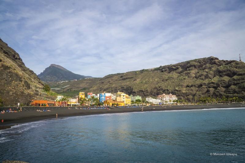 Playa de Puerto de Tazacorte